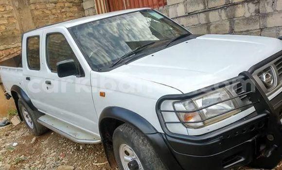 Buy Used Nissan Hardbody Silver Car in Kampala in Uganda