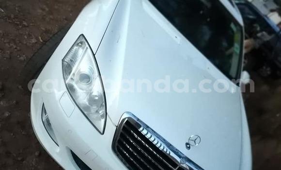 Buy Used Mercedes Benz S–Class White Car in Kampala in Uganda