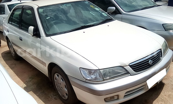 Buy New Toyota Premio White Car in Kampala in Uganda