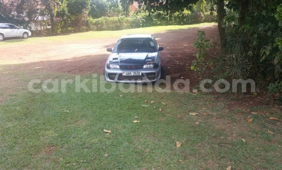 Buy Used Toyota Corsa Silver Car in Kampala in Uganda