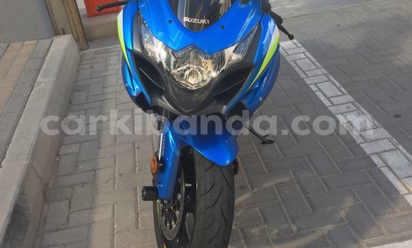 Buy Used Suzuki GSX–R Blue Moto in Kagadi in Western
