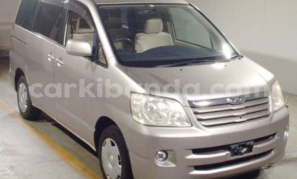 Buy New Toyota Noah Silver Car in Kampala in Uganda