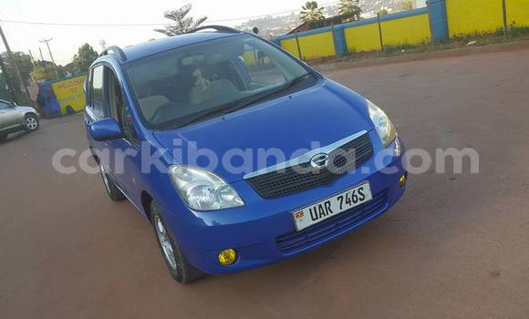 Buy Used Toyota Spacio Blue Car in Kampala in Uganda