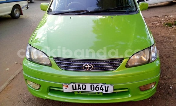 Buy Used Toyota Spacio Green Car in Kampala in Uganda