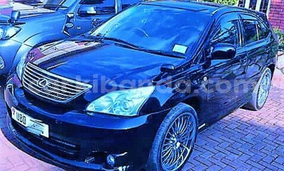 Buy Used Lexus RX 350 Black Car in Kampala in Uganda