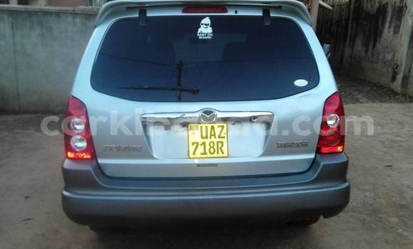 Buy Used Mazda Tribute Silver Car in Kampala in Uganda