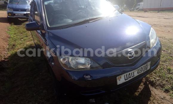 Buy Used Mazda Premacy Blue Car in Kampala in Uganda