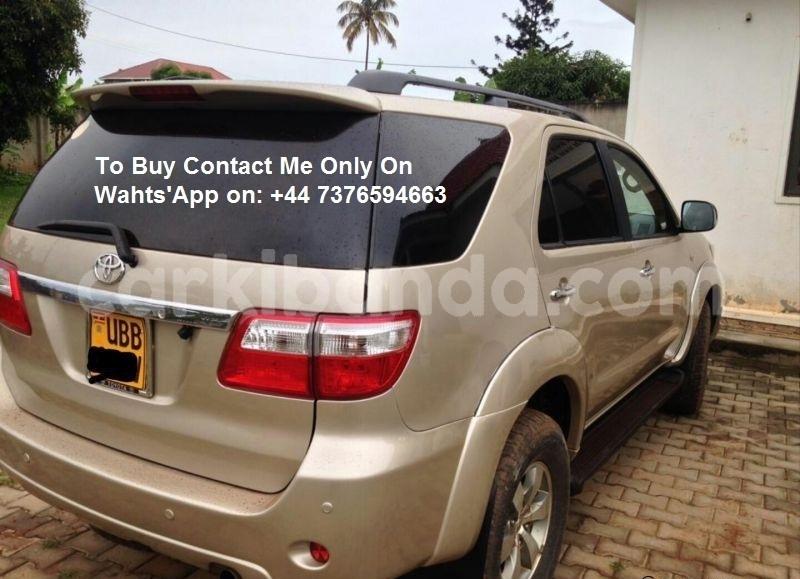 Big with watermark toyota fortuner uganda kampala 14176