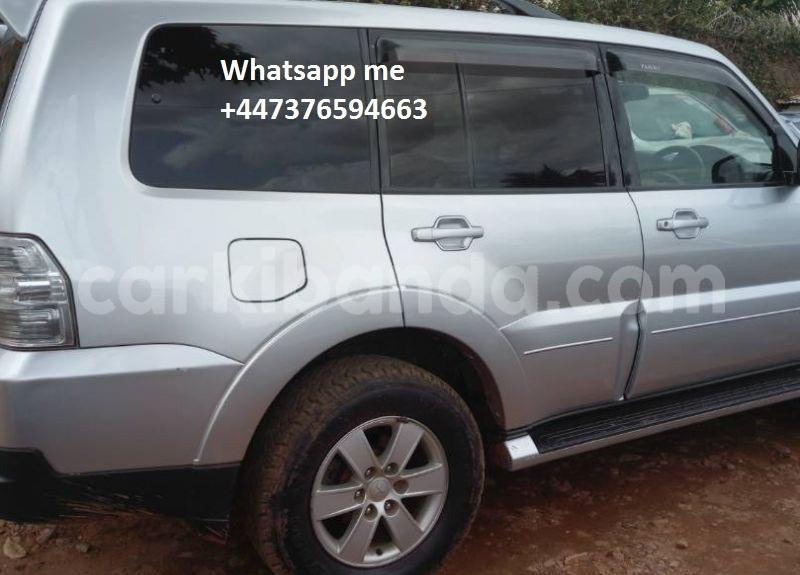 Big with watermark mitsubishi pajero uganda kampala 14187