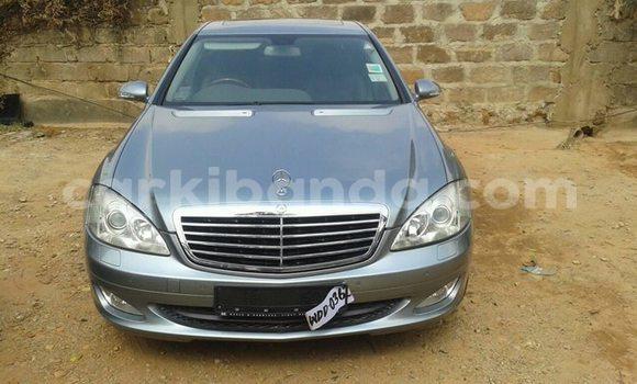 Buy Used Mercedes Benz S–Class Silver Car in Kampala in Uganda