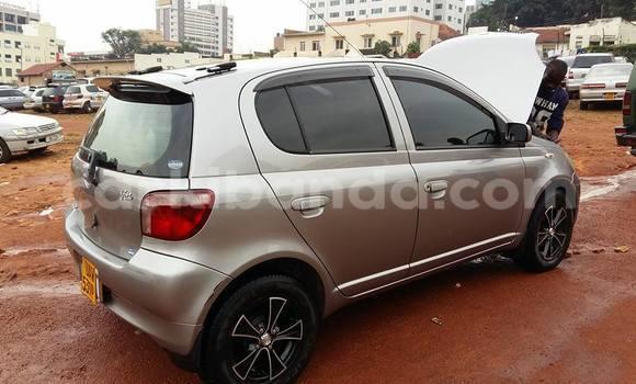 Buy Used Toyota Vitz Silver Car in Arua in Uganda