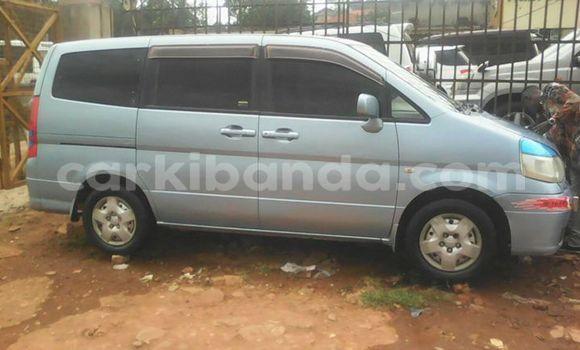 Buy Used Nissan Serena Silver Car in Kampala in Uganda