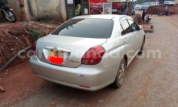 Buy Used Toyota Verosa Silver Car in Kampala in Uganda