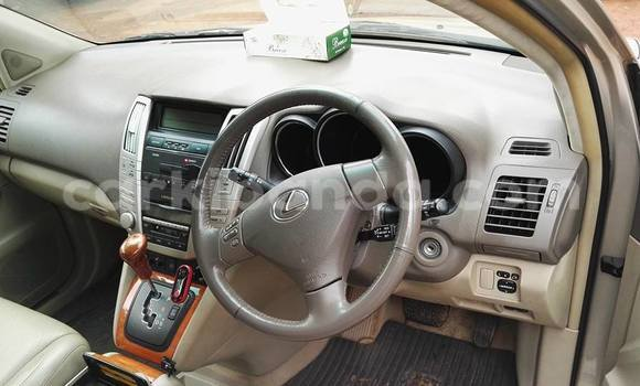 Buy Used Lexus RX 300 Black Car in Arua in Uganda