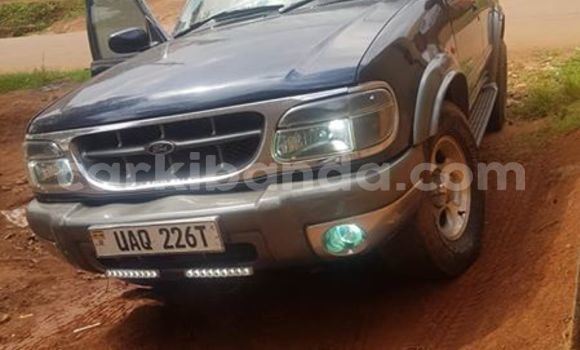Buy Used Ford Explorer Black Car in Kampala in Uganda