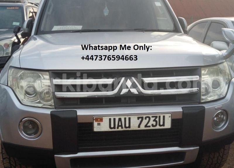 Big with watermark mitsubishi pajero uganda kampala 14522