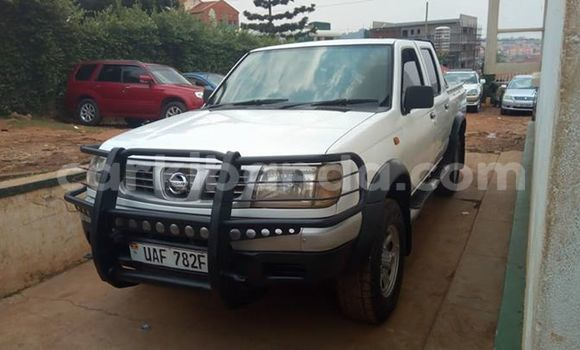 Buy Used Nissan Hardbody White Car in Kampala in Uganda