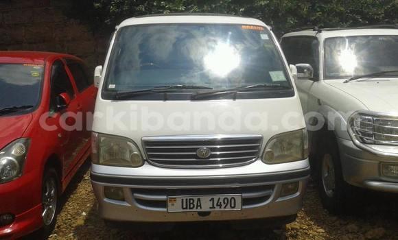Buy Used Toyota Super Custom White Car in Kampala in Uganda