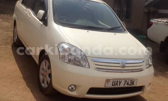 Buy Used Toyota Raum Silver Car in Arua in Uganda