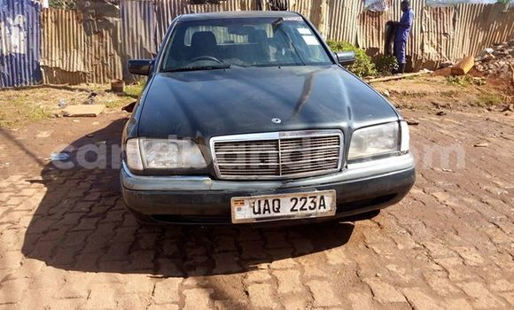 Buy Used Mercedes‒Benz C–Class Black Car in Kampala in Uganda