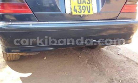 Buy Used Mercedes‒Benz C–Class Black Car in Kampala in Uganda