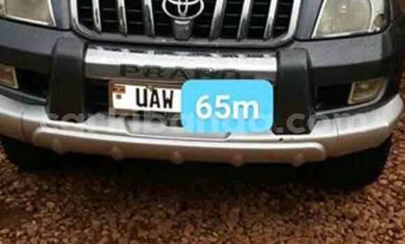 Buy Used Toyota Land Cruiser Prado Other Car in Kampala in Uganda