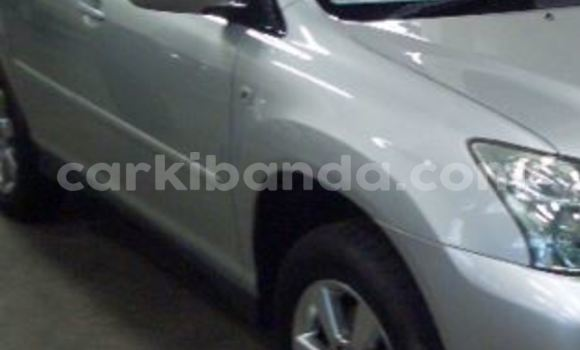 Buy Used Toyota Harrier Silver Car in Arua in Uganda