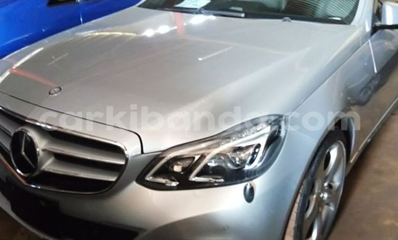 Buy Used Mercedes Benz E–Class Silver Car in Kampala in Uganda