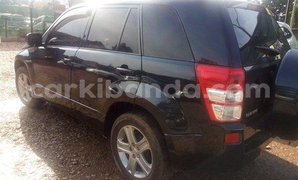 Buy Used Suzuki Grand Vitara Black Car in Kampala in Uganda