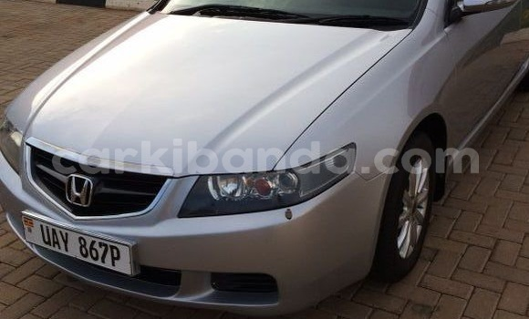 Buy Used Honda Accord Silver Car in Kampala in Uganda