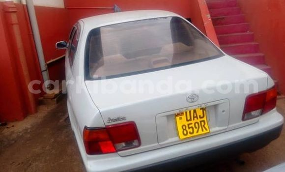 Buy Used Toyota Camry Silver Car in Kampala in Uganda
