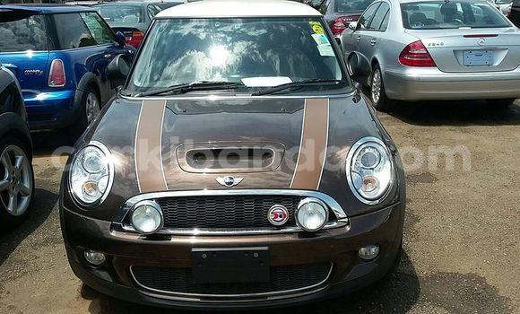 Buy Used Mini Cooper Brown Car in Kampala in Uganda