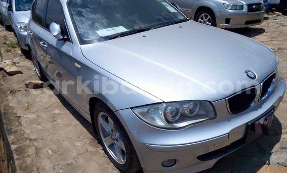 Buy Used BMW X1 Silver Car in Kampala in Uganda
