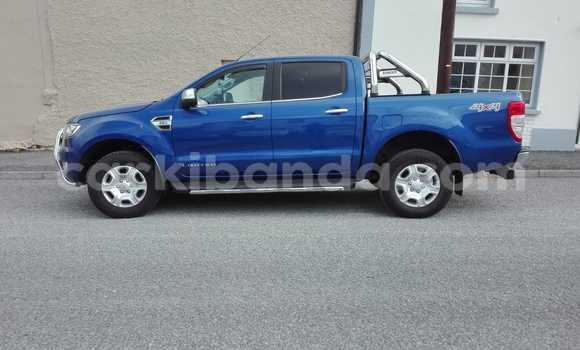 Buy Used Ford Ranger Blue Car in Kampala in Uganda