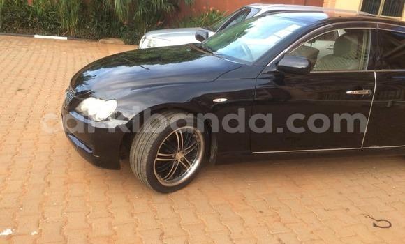Buy Used Toyota Mark X Black Car in Kampala in Uganda