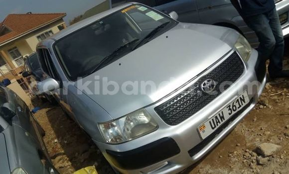 Buy Used Toyota Probox Silver Car in Kampala in Uganda