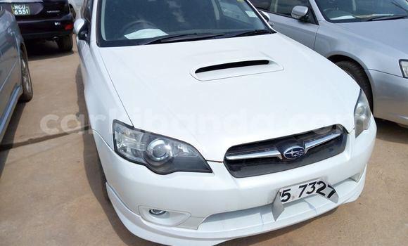 Buy Used Subaru Legacy White Car in Kampala in Uganda