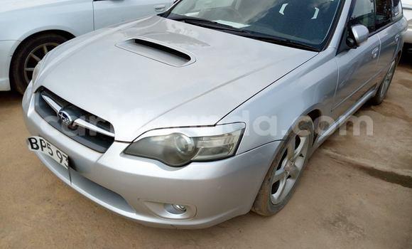 Buy Used Subaru Legacy Silver Car in Kampala in Uganda
