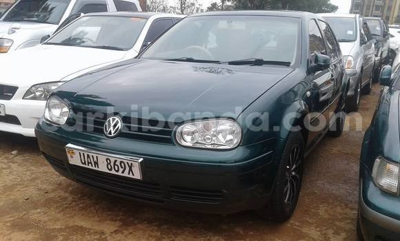 Buy Used Volkswagen Golf Green Car in Kampala in Uganda