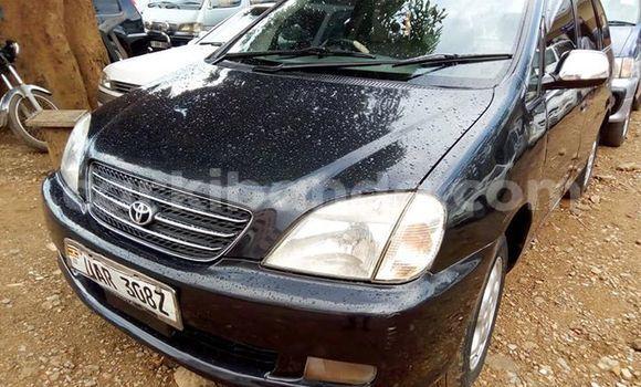Buy Used Toyota Nadia Black Car in Kampala in Uganda