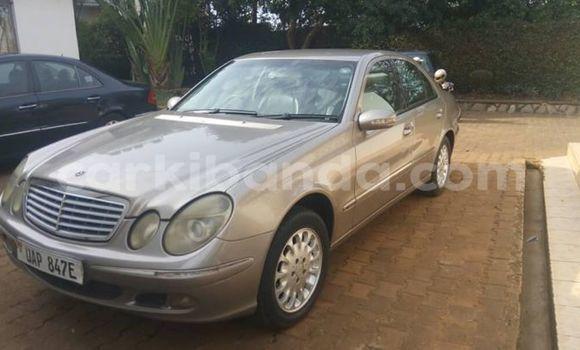 Buy Used Mercedes Benz E–Class Beige Car in Kampala in Uganda
