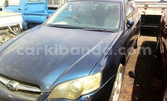 Buy Used Subaru Legacy Blue Car in Kampala in Uganda