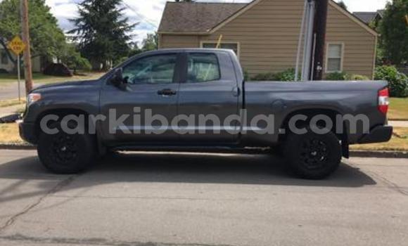 Buy Used Toyota Tundra Black Car in Amudat in Northern