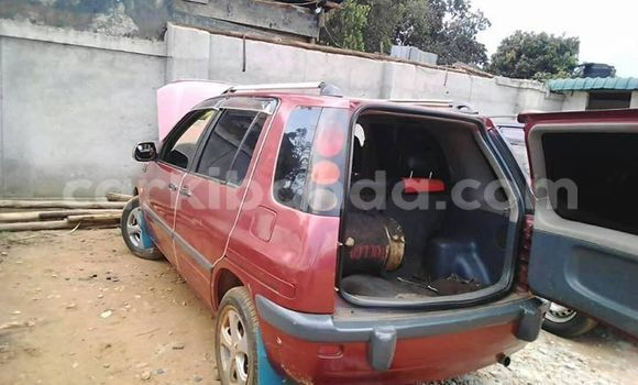 Buy Used Toyota Raum Red Car in Kampala in Uganda