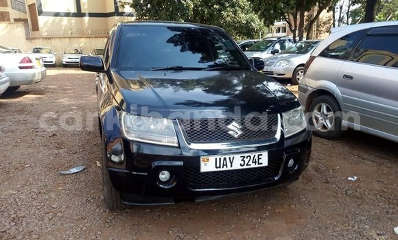 Buy Used Suzuki Grand Vitara Black Car in Kampala in Uganda