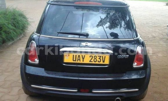 Buy Used Mini Cooper Black Car in Kampala in Uganda