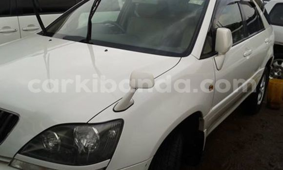 Buy Used Toyota Harrier Other Car in Arua in Uganda