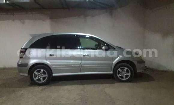 Buy Used Toyota Nadia Silver Car in Kampala in Uganda