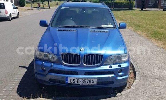 Buy Used BMW X5 Blue Car in Kampala in Uganda