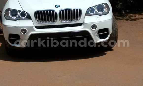 Buy Used BMW X5 White Car in Kampala in Uganda